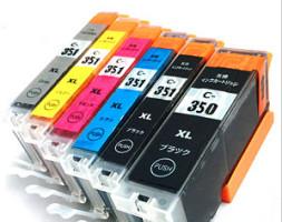 BCI-350 BCI-351 互換インク