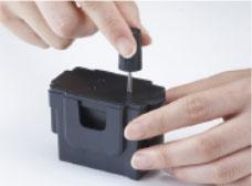 インクのチップス-BC341-詰め替え手順-2
